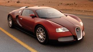 Bugatti Veyron W16