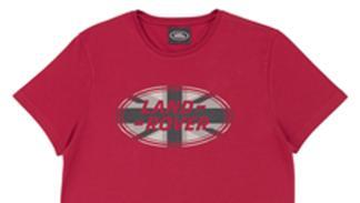 land rver camiseta heritage