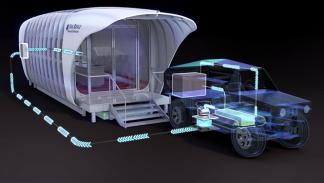 casa y coche impresos en 3D inteconectados 4