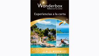 Experiencias a la carta wonderbox 2015