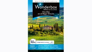 'Dos días en el mejor rincón' wonderbox 2015