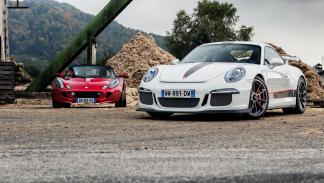 Porsche 911 GT3 lotus