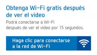 video red wi-fi