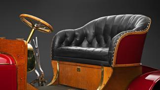 Laurin & Klement Voiturette A asientos