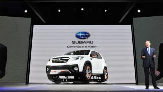Subaru VIZIV Future Concept Salon Tokyo