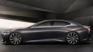 Lexus LF-FC concept 2015