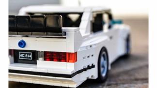 Lego BMW M3 E30 3