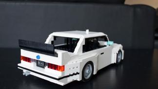 Lego BMW M3 E30 4