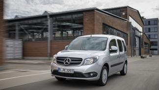 Mercedes Citan frontal