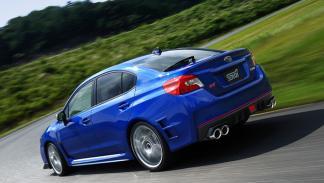 Subaru WRX STi S207 frontal
