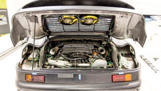 primer Porsche Boxster