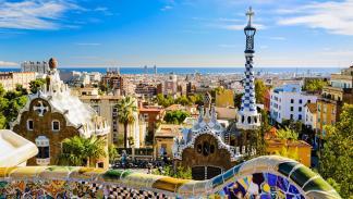 barcelona segundo destino