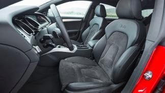 Audi S5 Sportback asientos