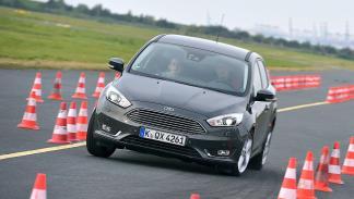 Ford Focus conos