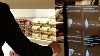 Supermercado del futuro de Coop y Accenture 4