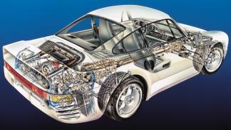coches-complejidad-técnica-virtud-Porsche-959-zaga