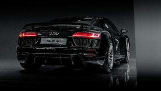 Audi R8 V10 negro