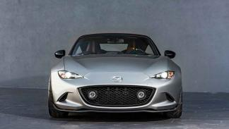 Mazda MX5 Speedster frontal