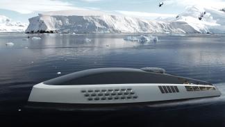 navegando artico