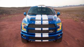Ford F150 Shelby frontal