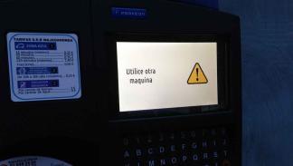 parquímetro