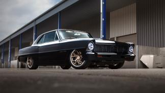 chevrolet nova 2.0 turbo sema show