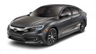 Honda Civic sedán SEMA 2015 frontal