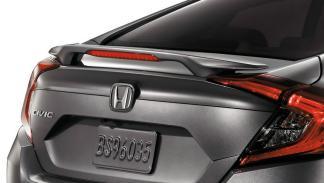 Honda Civic sedán SEMA 2015 trasera