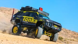 Toyota Tonka 4Runner lateral