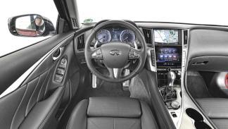 Infiniti Q50 interior
