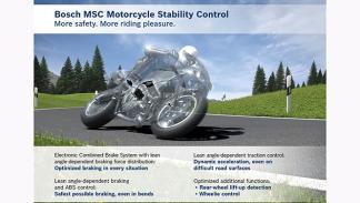 Sistema Bosch tecnología motos 4