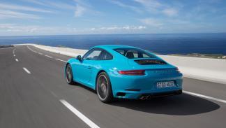 Porsche 911 Carrera S 2015 trasera