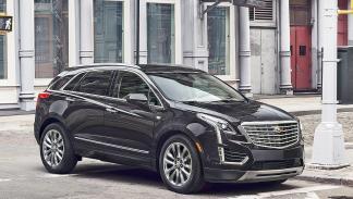Cadillac XT5. 126 kilos menos que el actual SRX y más espacio para las piernas d