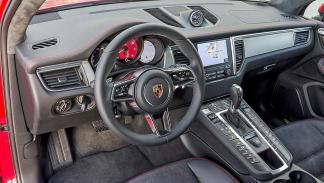 Prueba: Porsche Macan GTS. El SUV deportivo definitivo. Interior