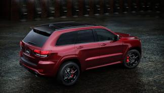 Jeep Grand Cherokee SRT Night trasera