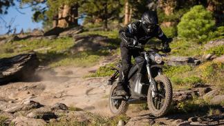 Zero Motorcycle-Zero-DSR