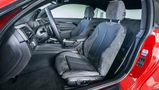 BMW 435i asientos