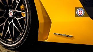 Lamborghini Aventador SV HRE Performance llantas