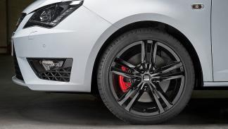 Prueba: Seat Ibiza Cupra 2015. Rabia concentrada. llanta.