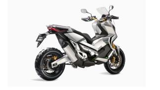 Honda-City-Adventure-Salón-moto-Milán-EICMA-2015-estudio-trasera