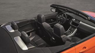 Range Rover Evoque Convertible cuatro plazas