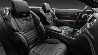 Mercedes SL 2016 asientos