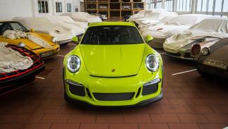 Porsche Exclusive GT3 RS frontal