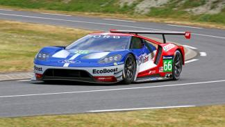 Ford GT GTE circuito