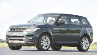 Comparativa SUV lujo range rover