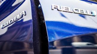 Toyota Mirai pila de combustible