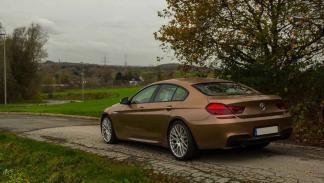 BMW 650i by Noelle Motors trasera