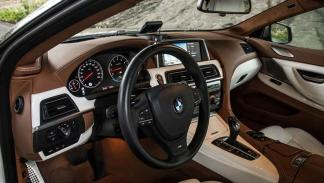 BMW 650i by Noelle Motors interior