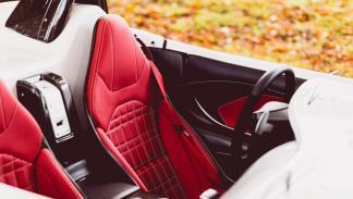 Mercedes SLR Stirling Moss asientos