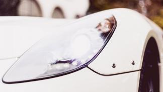 Mercedes SLR Stirling Moss faros